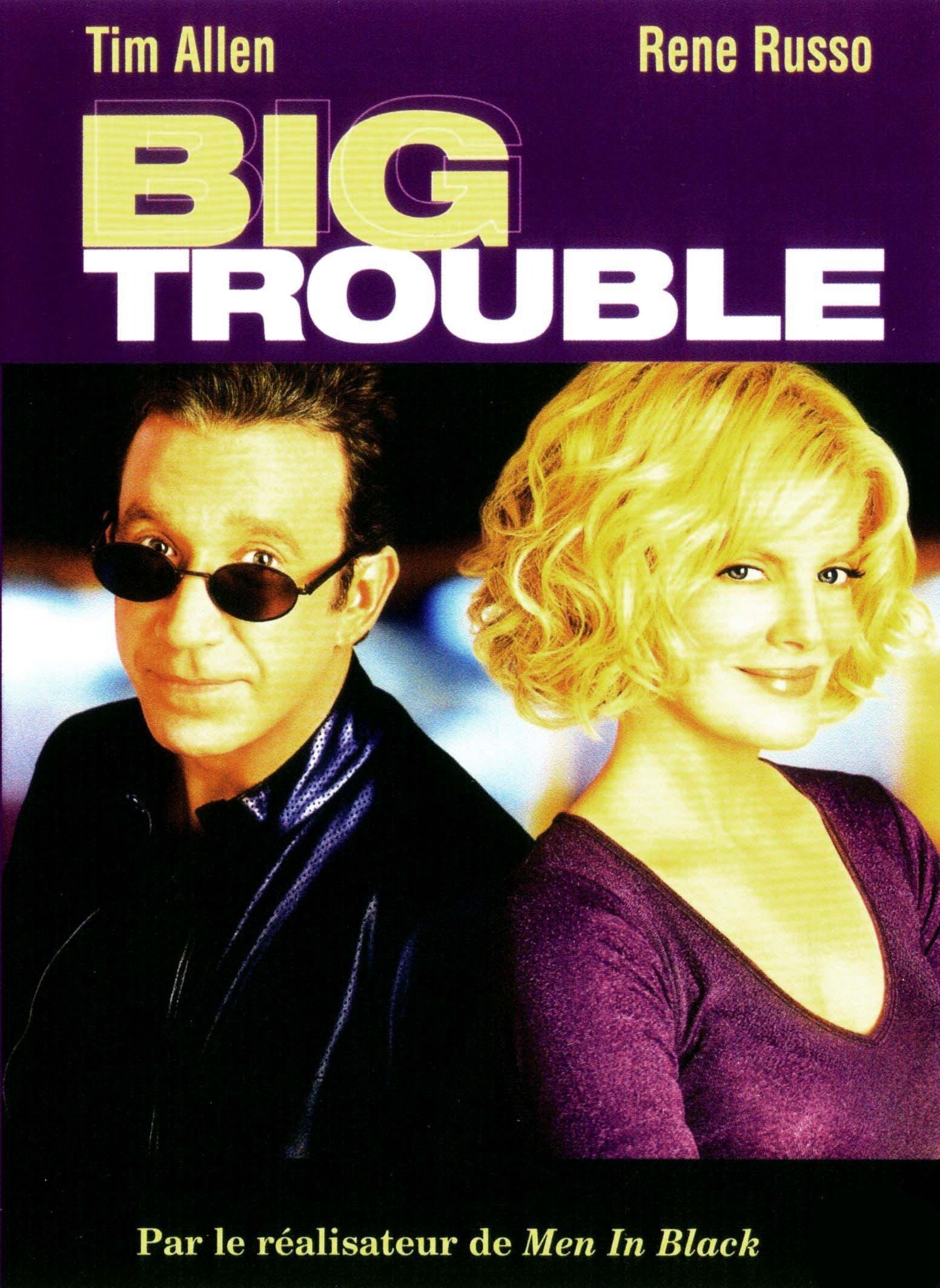 affiche du film Big Trouble
