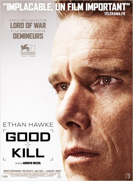 affiche du film Good Kill