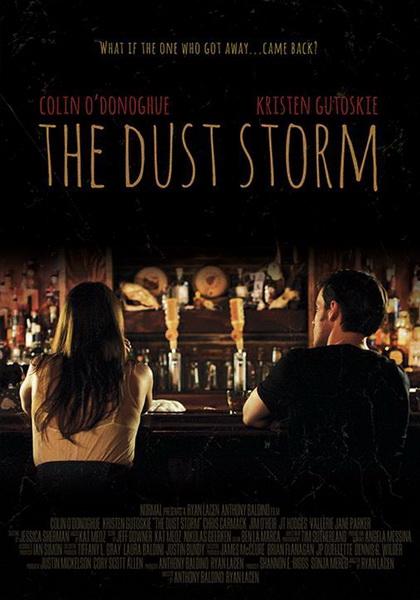 affiche du film The Dust Storm