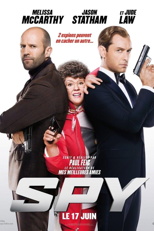 affiche du film Spy