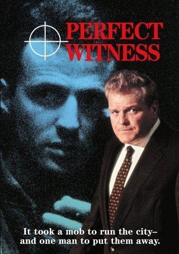 affiche du film Témoin à tuer (TV)