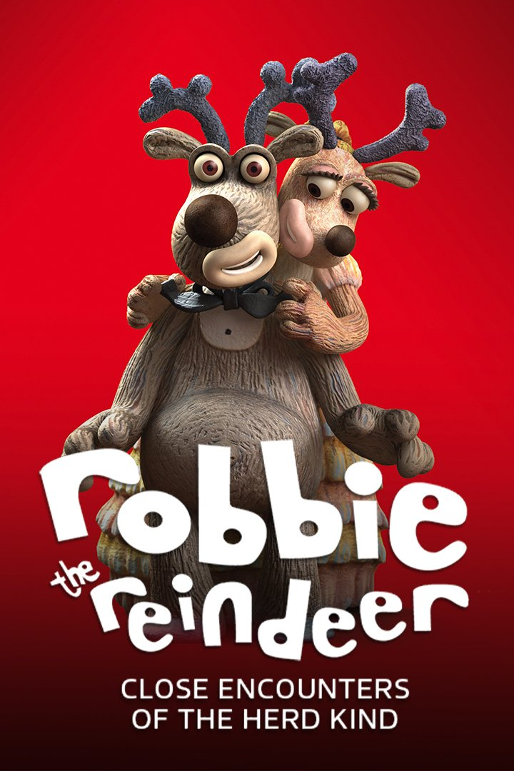 affiche du film Robbie the Reindeer in Close Encounters of the Herd Kind (TV)