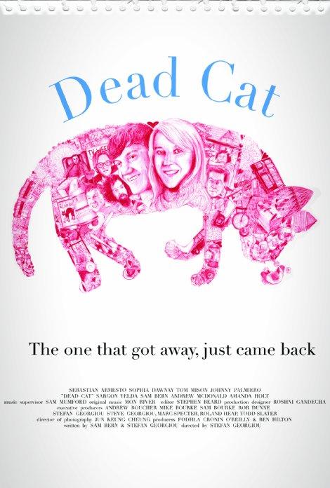 affiche du film Dead Cat