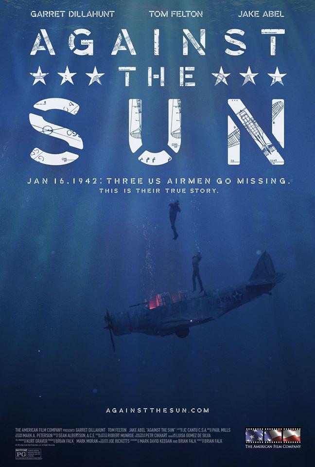 affiche du film Against the Sun