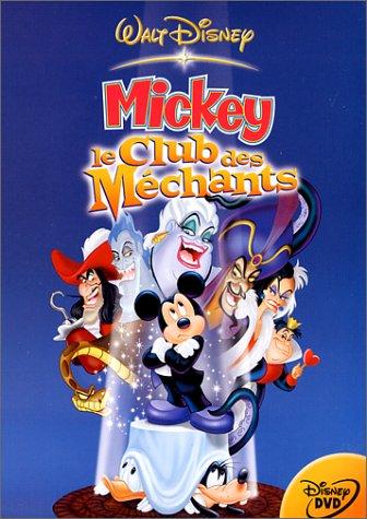affiche du film Mickey, le club des méchants