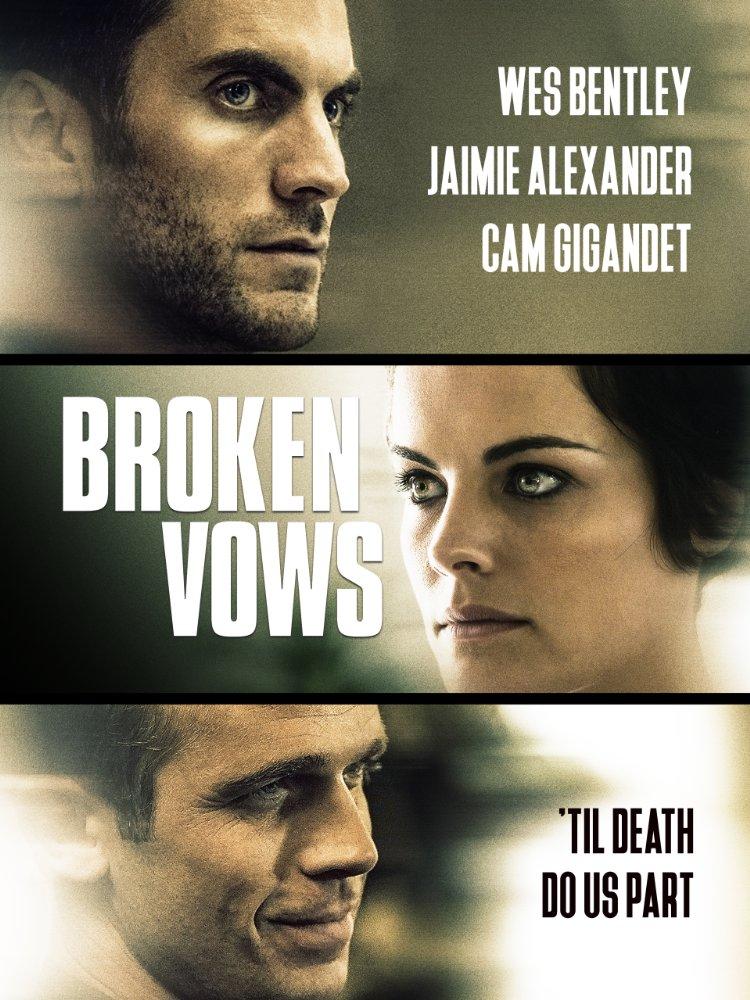 affiche du film Broken Vows