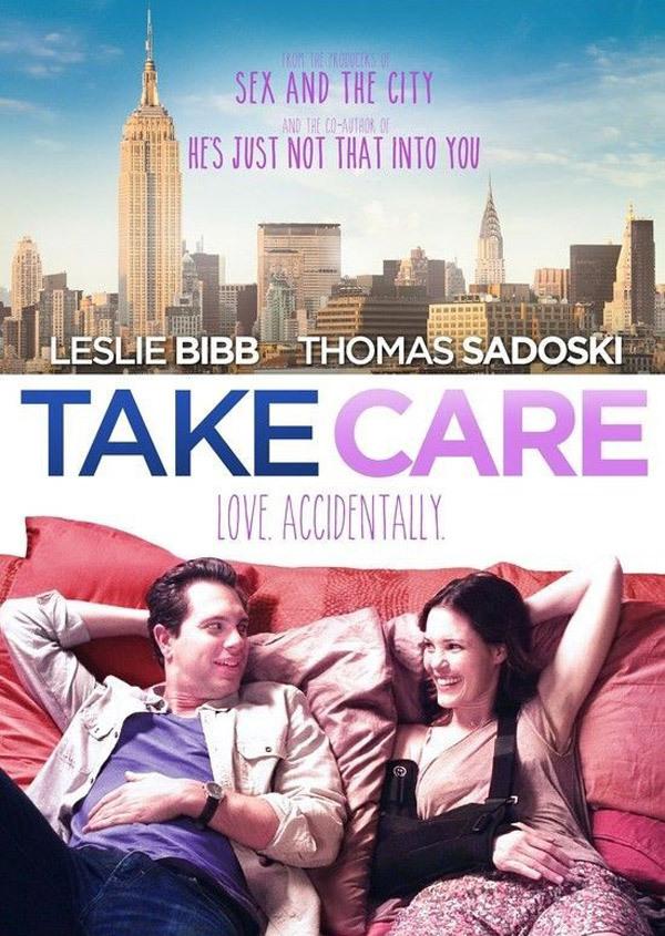 affiche du film Take Care
