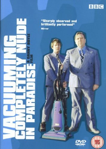 Amazon.co.jp: Vacuuming Completely Nude in Paradise [VHS