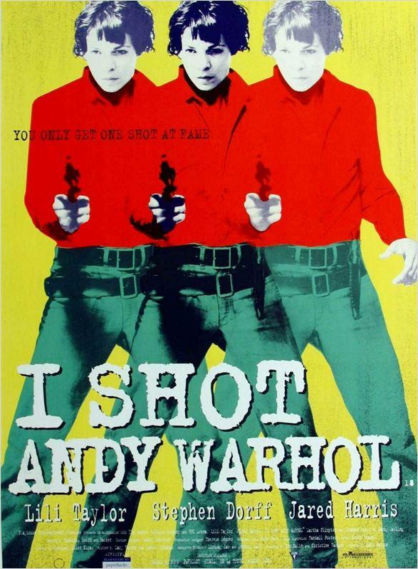 affiche du film I Shot Andy Warhol