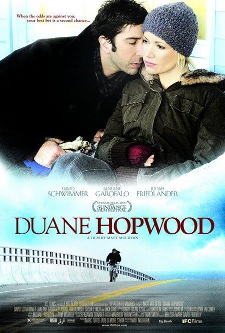 affiche du film Duane Hopwood