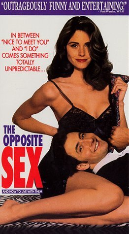 affiche du film The Opposite Sex and How to Live with Them