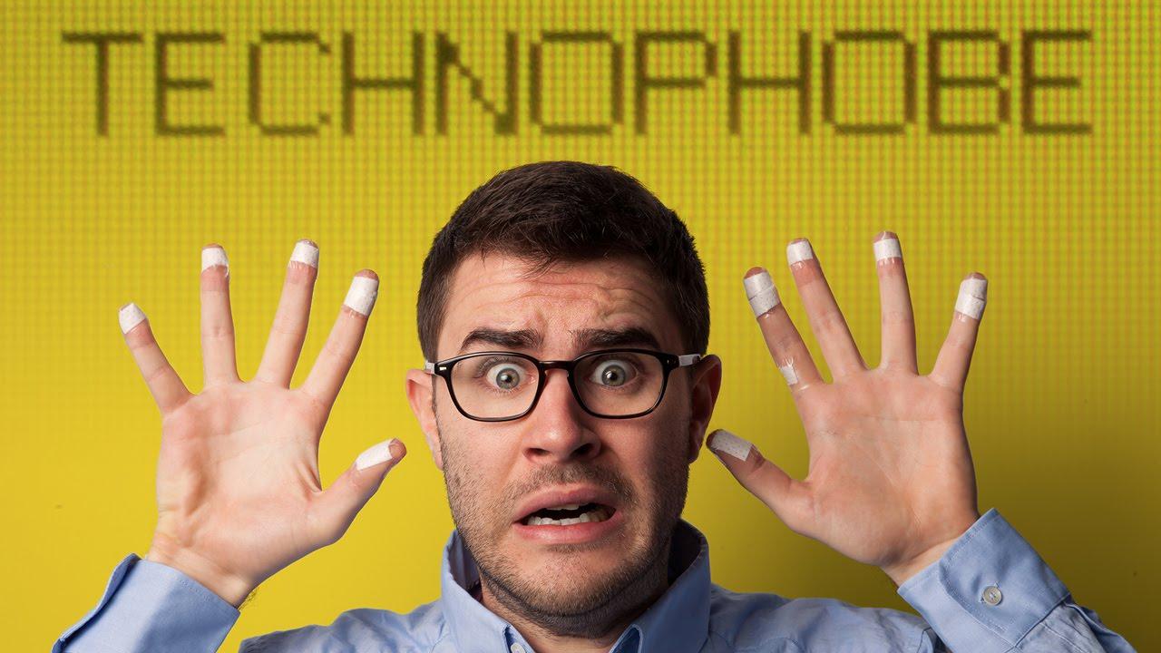 affiche du film Technophobe