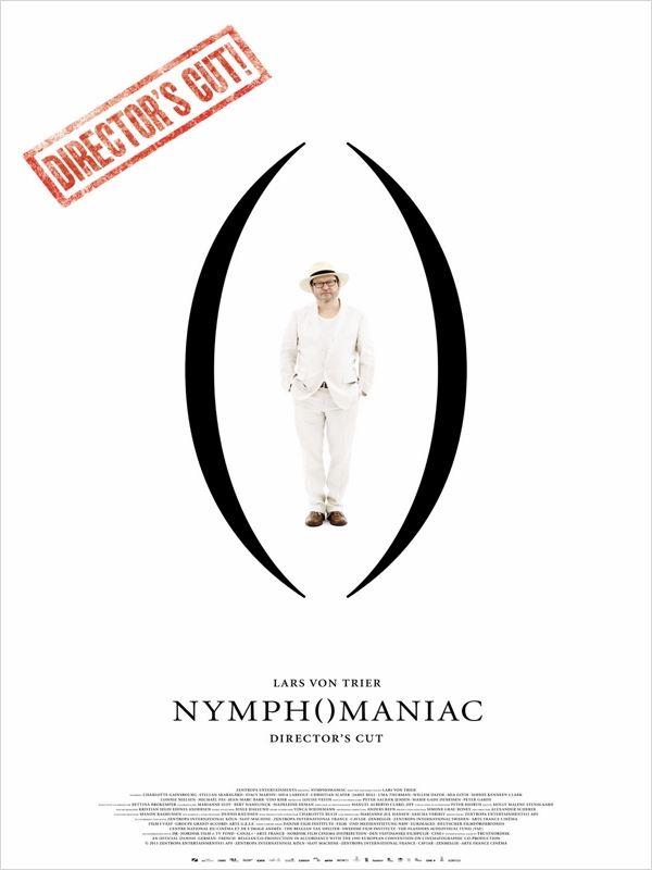 affiche du film Nymphomaniac - Director's Cut