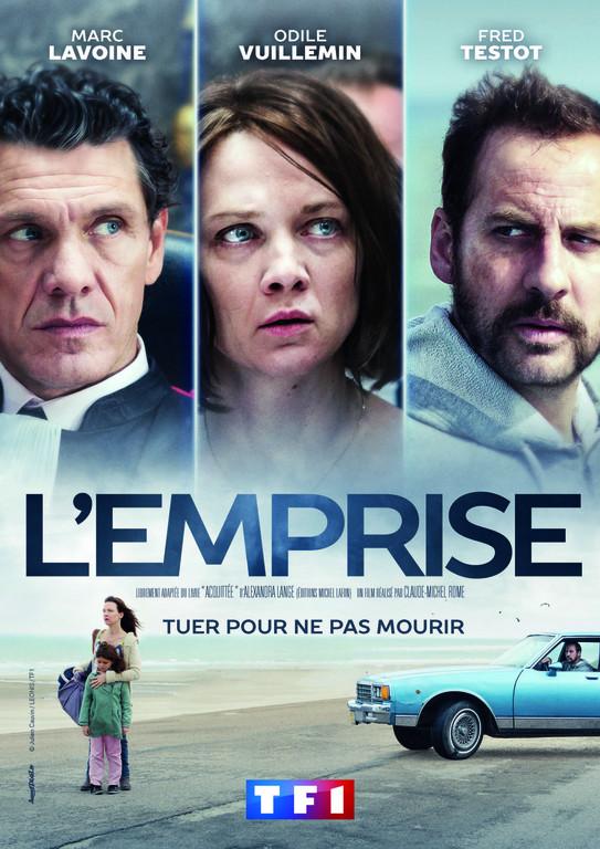 affiche du film L'Emprise (TV)