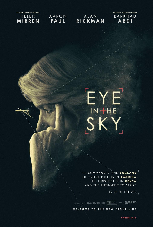 affiche du film Eye in the Sky