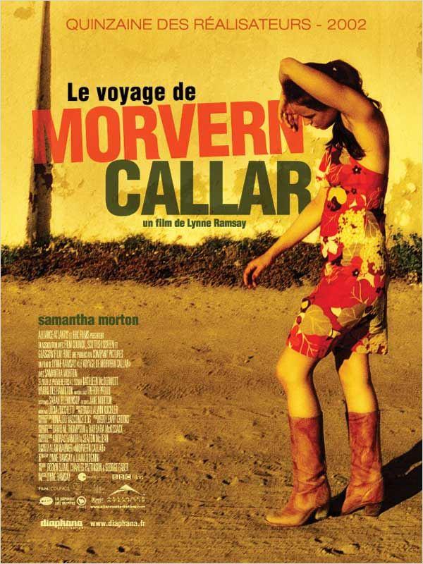 affiche du film Le Voyage de Morvern Callar