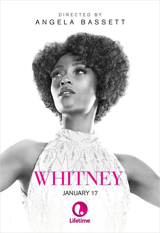 affiche du film Whitney Houston : Destin brisé (TV)