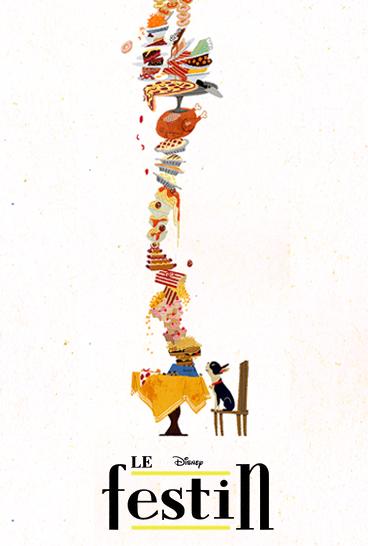 affiche du film Le Festin
