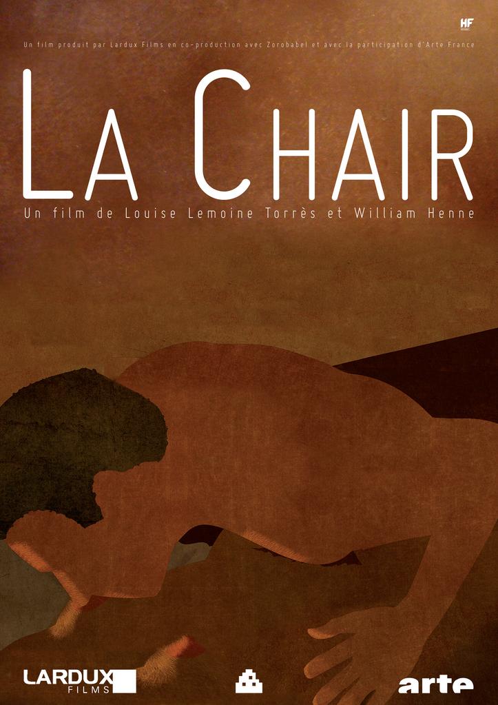 affiche du film La Chair