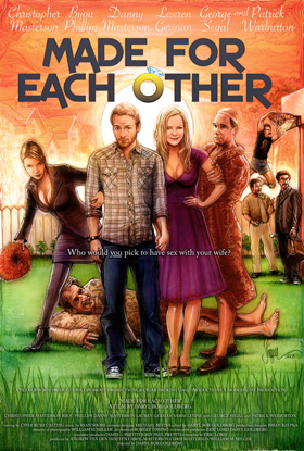 affiche du film Made for Each Other