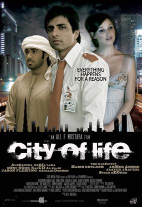 affiche du film City of life