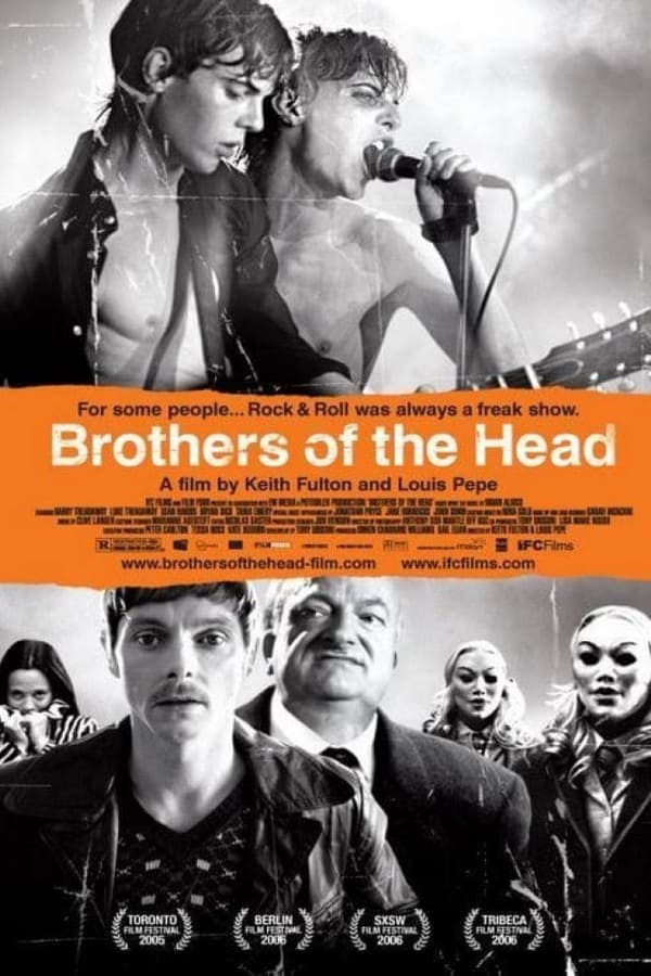 affiche du film Brothers of the Head