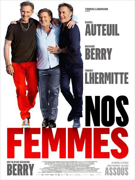 affiche du film Nos femmes