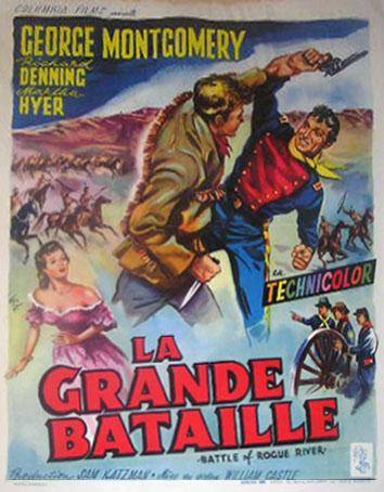 affiche du film La Grande Bataille