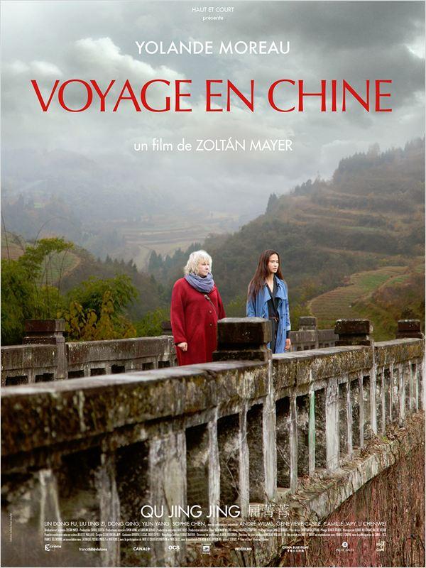 affiche du film Voyage en Chine