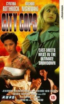 affiche du film City Cops