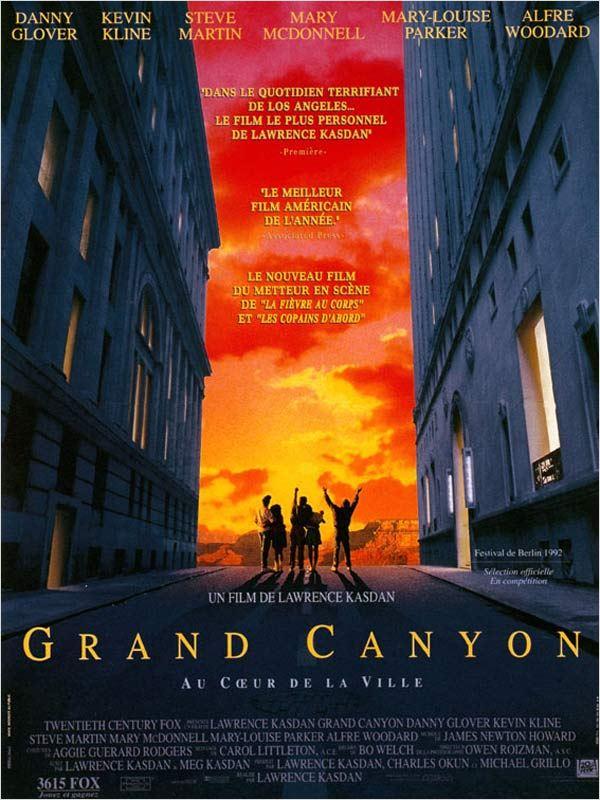 affiche du film Grand Canyon