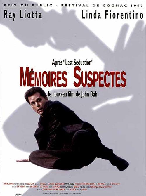 affiche du film Mémoires suspectes