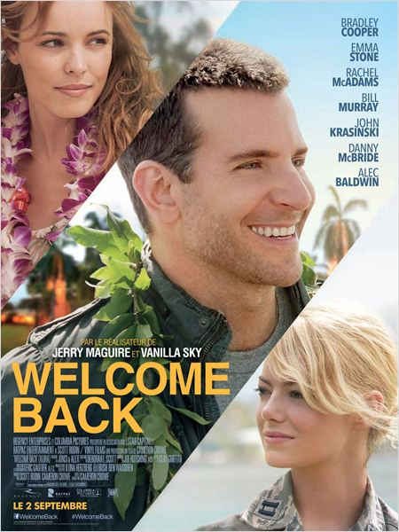 affiche du film Welcome Back