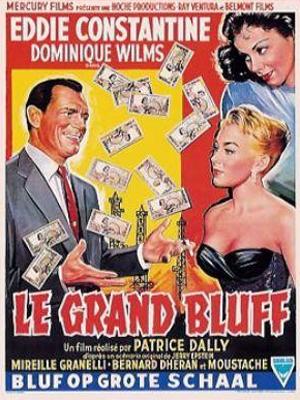 affiche du film Le Grand Bluff