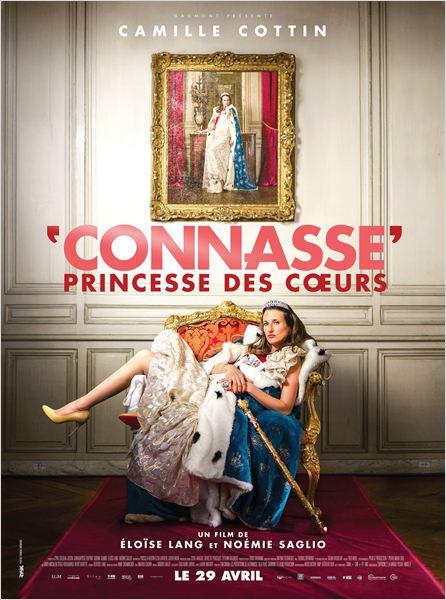 affiche du film Connasse, Princesse des cœurs