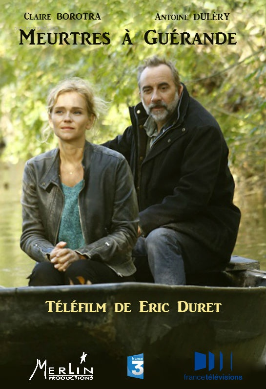 affiche du film Meurtres à Guérande (TV)