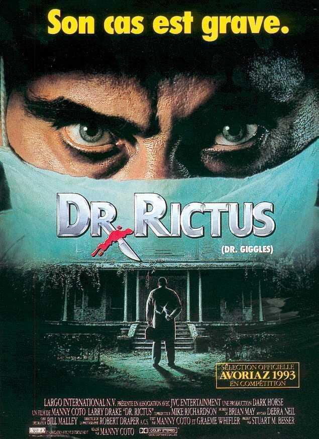 affiche du film Dr. Rictus