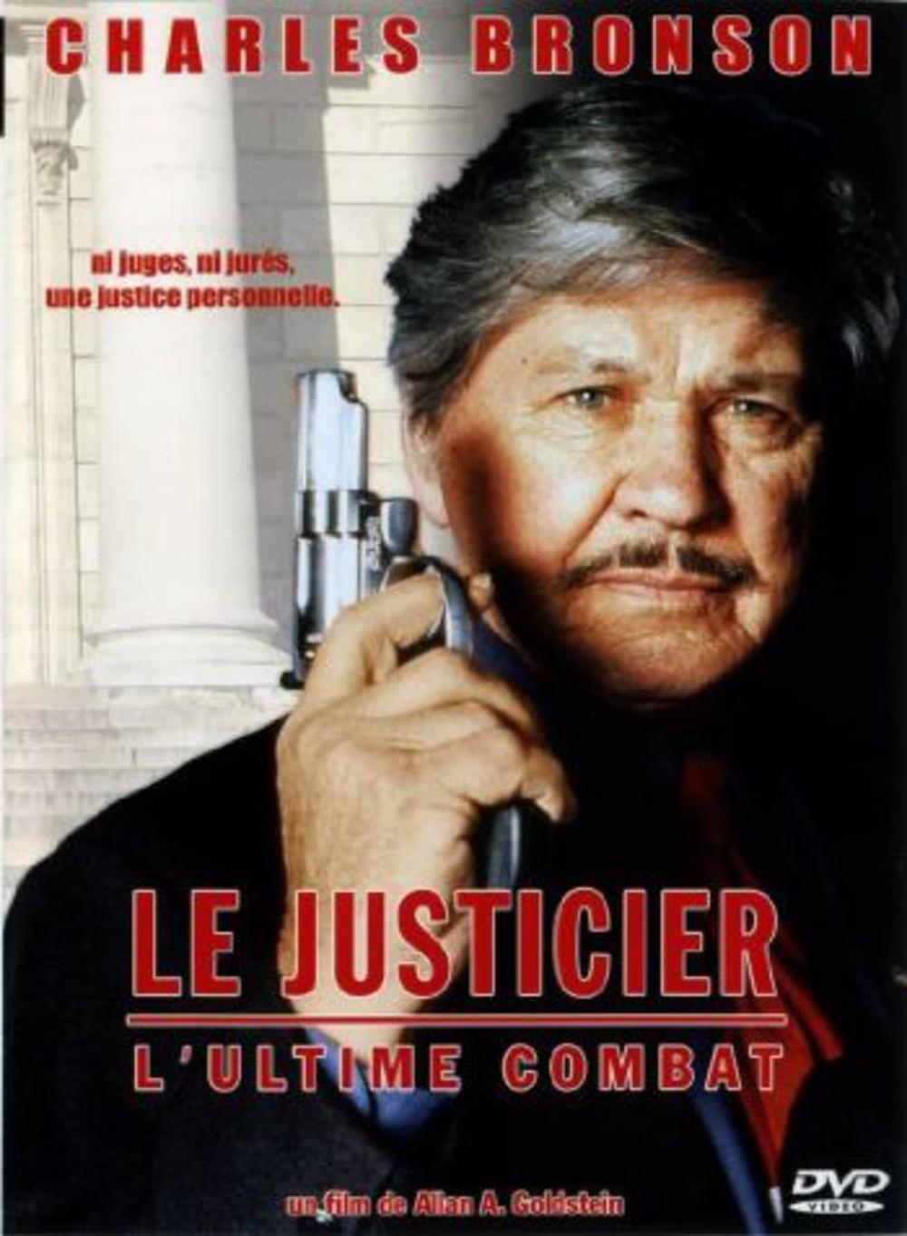 affiche du film Le Justicier: L'ultime combat