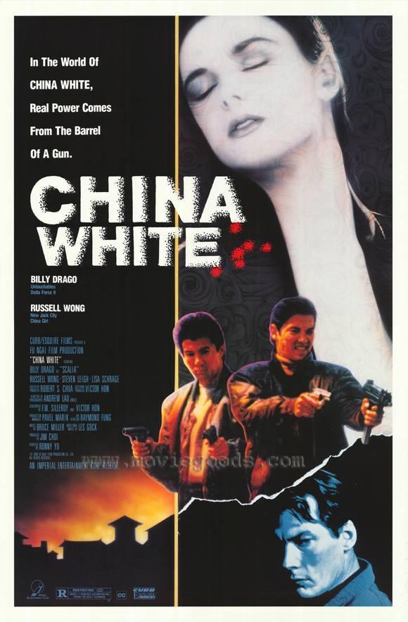 affiche du film China White