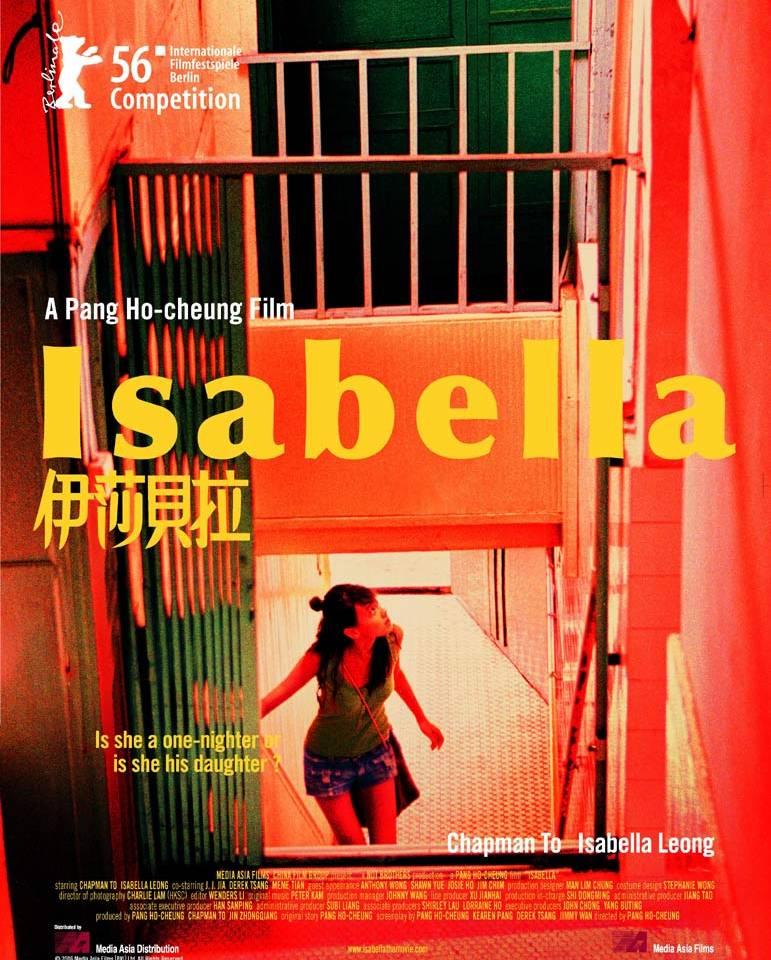 affiche du film Isabella