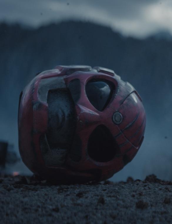 affiche du film Power/Rangers