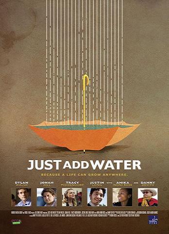 affiche du film Just Add Water