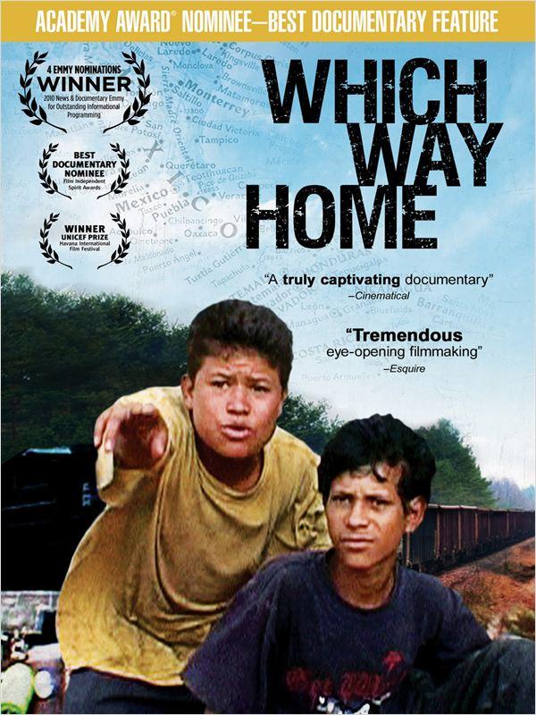 affiche du film Which Way Home