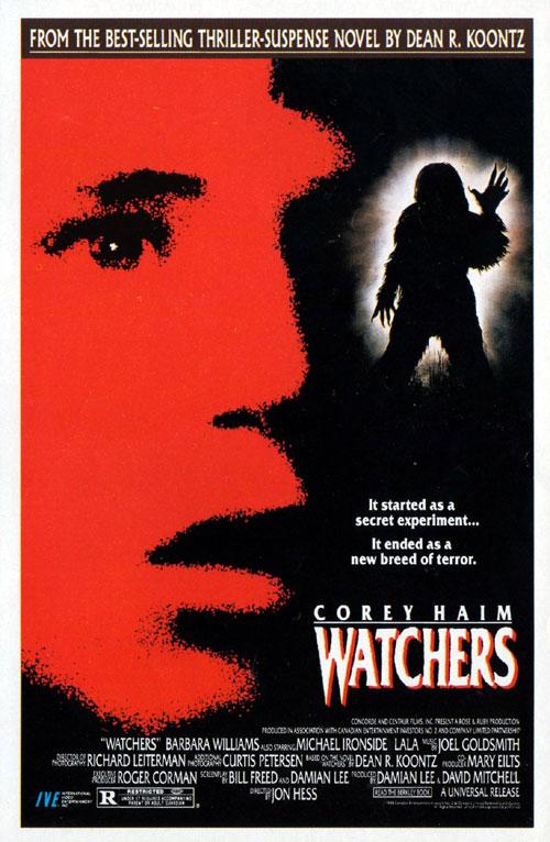 affiche du film Watchers