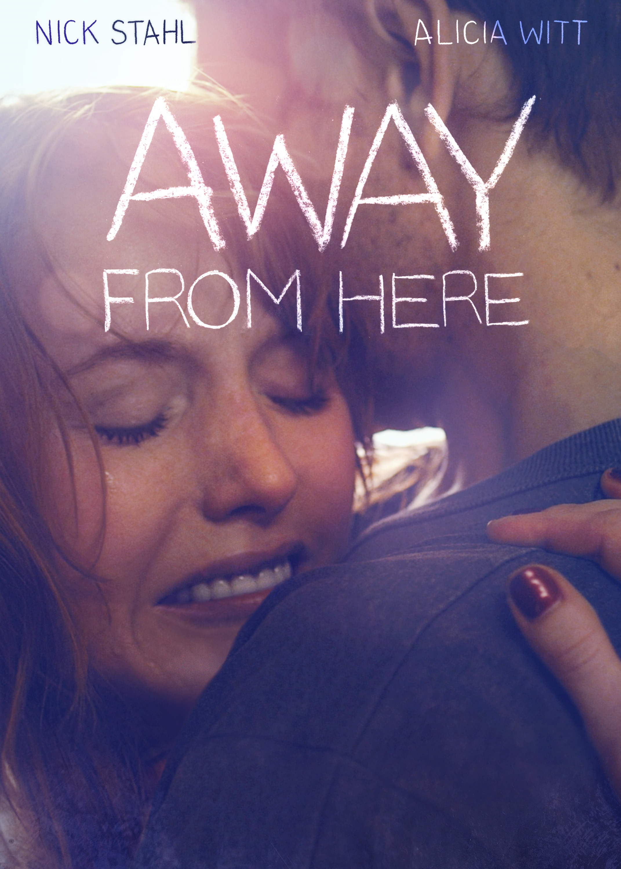 affiche du film Away from here