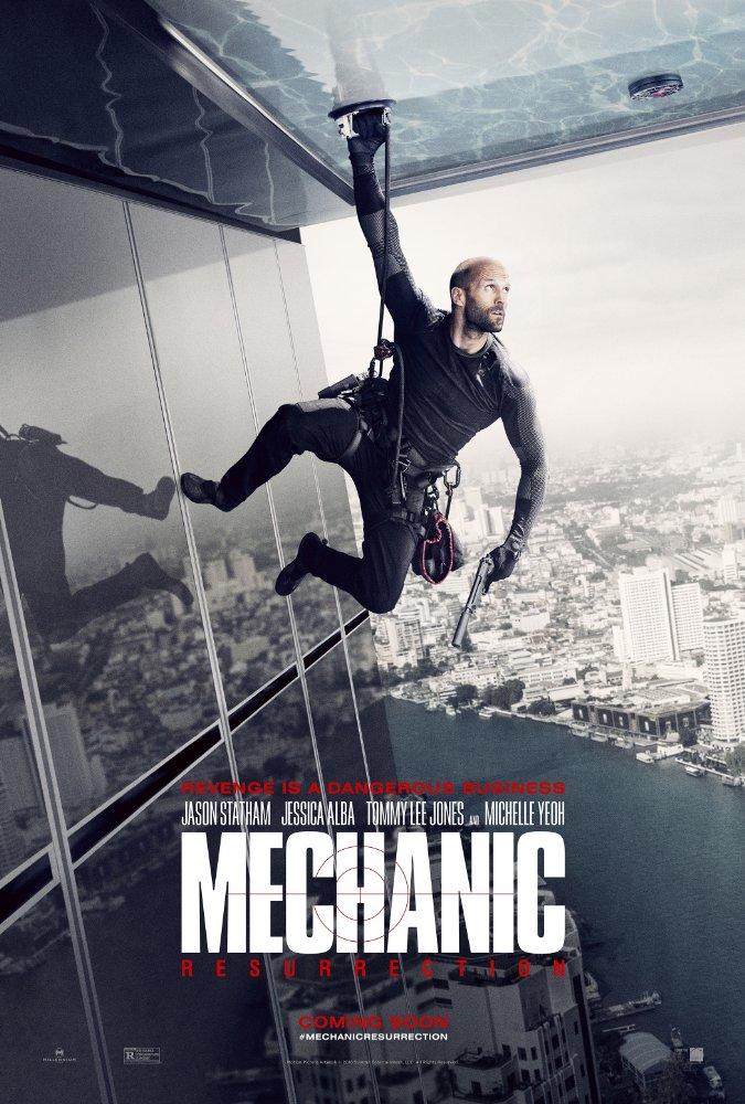 affiche du film Mechanic : Résurrection