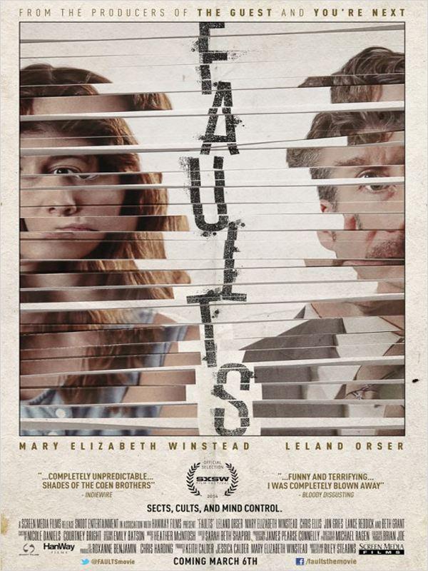 affiche du film Faults