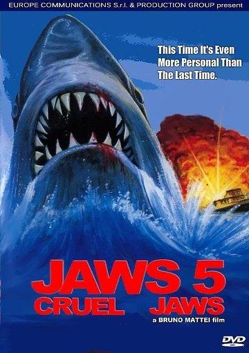 affiche du film Les Dents de la mer 5 (TV)