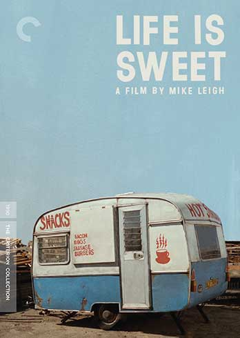 affiche du film Life is Sweet