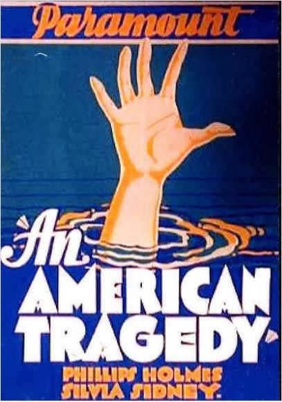 affiche du film Une Tragédie américaine